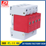 sistema protettivo di Decives PV della protezione di impulso di 100ka 3p di CC delle unità SPD del sistema dell'impulso solare del parascintille