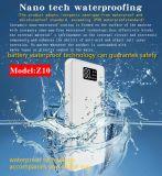 防水Z10の最も新しい大きい容量力バンク