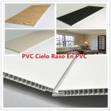 250 мм ширина ПВХ ламинированные панели ПВХ стеновые панели ПВХ панели потолка в Китае Чжецзян DC-264