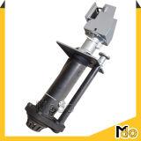 pompa verticale di gomma dei residui di profondità di 1500mm