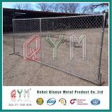Cerca provisória galvanizada construção do Portable da cerca da cerca provisória