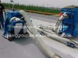 Advanced Road, surface de béton Shot blast machine