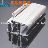 Het witte Houten het Schilderen van de Overdracht van de Korrel Profiel van het Aluminium voor Openslaand raam