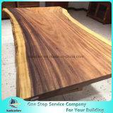 Dessus de barre de dessus de Tableau de Worktop de partie supérieure du comptoir de bloc de boucher de cuisine en bois solide