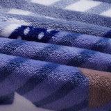 De in het groot Promotie Fluweelachtige Deken van de Polyester van de Druk