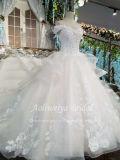 Planície Aolanes Lace Mermaid Strapless vestido de noiva 110646