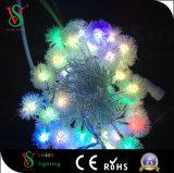 LED de forma esférica Hotsell Luz de String para decoração de terceiros