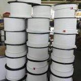 Zuivere TeflonVerpakking PTFE zonder Olie Hysealing