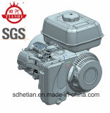 Certificado SGS enfriado por el viento la salida de 48V CC 4500W inversor de los coches eléctricos Precio Generador Gasolina