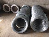 Верхнее качество Горяч-Окунуло провод оцинкованной стали