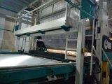 Степени 0/90 1250GSM из стекловолокна (Biaxial Multiaxial) ткань с ковриком придает