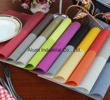 Van de Mat van de Plaat van de Lijst van het hotel het Dineren van de Keuken van de Mat van de pvc- Lijst Staaf