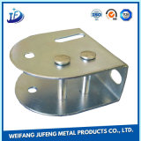 Perforazione d'acciaio/che piega del metallo timbrando le parti per le costruzioni