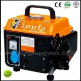 générateur 100% manuel d'essence d'alternateur du câblage cuivre 0.9kVA
