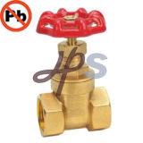 NPT Thread를 가진 NSF-61 Forging Free Lead Brass Gate Valve