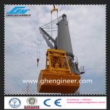 10tons Hydraulic Marine Crane (GHEC1025)