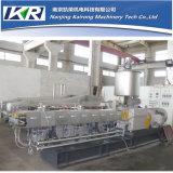 ガラスファイバーReinforced Plastic Granulation Pellet Machine PriceとのTse75 PA