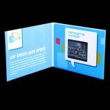 Открытка экрана LCD видео- на день `s мати