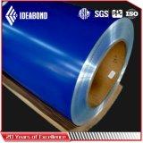 Ideabondのさまざまな厚さPVDF外部の装飾的なPre-Panintingのアルミニウムコイル