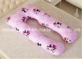 Oreiller enceinte multifonctionnel U-Shape Side Sleep Protect Waist Embray Pillow