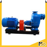 O motor eléctrico da bomba de água de escorva