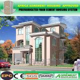 Hotel de cápsula claro da construção de aço/hotel móvel/HOME Prefab da casa