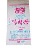 Sachet en plastique de farine de blé de céréale des graines de riz de produit alimentaire de sel de sucre