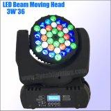 LED-beleuchten bewegliche Hauptträger-Wäsche-Stadiums-Disco DJ