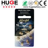 Zinc Air 1,4 V bateria AA10 (PR70 )