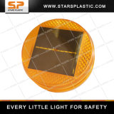 Mini LED Solar Traffic Cone Traffic Advertisling Light