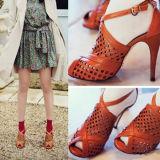 Schuhe/Leder/Clother Laser-Ausschnitt und Stich-Gerät