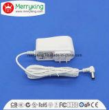 24V650mA Erkend FCC van de Efficiency van de Energie van het Niveau van DOE VI van de Adapter van de Adapter AC/DC van de macht UL