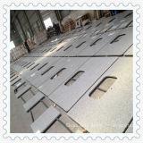 Оптовый китайский Polished Countertop кухни гранита Pangdang белый серый для проектов гостиницы