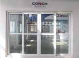 Porta deslizante do Conch 80 PVC/UPVC