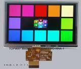 """Visualización de TFT LCD con la talla 4.3 """" 480X272"""