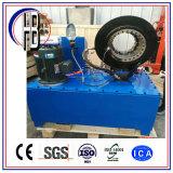 """Machine sertissante de boyau hydraulique chaud de vente type Hh102 de pouvoir de finlandais de boyau jusqu'à 1 1/2 """""""