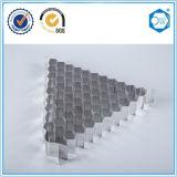 Les matériaux de base en aluminium de structure alvéolaire