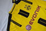 Gioco del calcio domestico 2016-2017 di Dortmund Jersey, pullover di Borussia