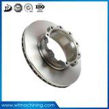 OEM中国の専門の砂鋳造プロセスの形成ブレーキディスク