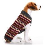 Maglione nuovo di vendita caldo del cane di usura di inverno dell'animale domestico di modo