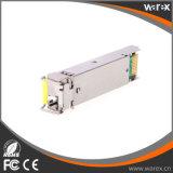 GLC-BX-D-80 - 1000Base BX-D LC, 80 kilomètres, TX : 1550 nanomètre, RX : émetteur récepteur de 1490 nanomètre SFP. Cisco 100% compatible