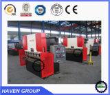 Dobladora hidráulica de la placa de acero del CNC WC67Y-100/4000 con el certificado del SGS