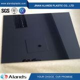 Folha de plástico acrílica preta Perspex Sheet
