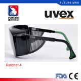 De Bril van de Veiligheid van Uvex met de Lens van het Lassen stelt Geregelde Tempel 6.0 in de schaduw