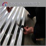 Strato d'acciaio ondulato rivestito del tetto dello zinco di ASTM A653 G90