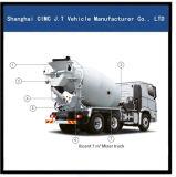 Hyundai 6X4 Mixer Truck con 7-12 m. Tank