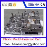 El molde de aluminio de la precisión a presión el molde plástico de la fundición y el moldeo por inyección