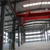 Aufbau-Stahlkonstruktion-fabriziertes Werkstatt-Gebäude
