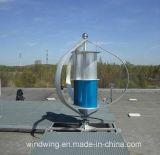 Gerador de Energia Eólica Maglev vertical no telhado