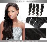 K.Sのかつらの高品質の人間の毛髪の拡張100%ブラジル人のRemyの人間の毛髪